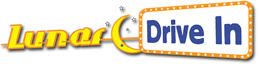 Lunar Drive-In website logo